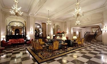 Гостиница «Le Plaza» в Брюсселе