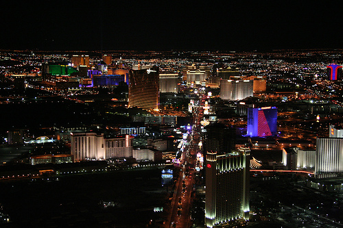 Las Vegas: la capital del entretenimiento