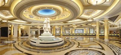 El Hotel Caesars Palace en Las Vegas