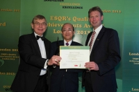 "La Convención ""ESQR's Quality Achievements Awards 2013"" en Londres"