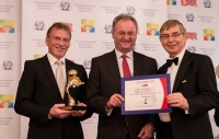 Municipality of Wildpoldsried from Germany received the European Award for Best Practices 2013 from the European Society for Quality Research (ESQR) at the Convention in Vienna (Austria) on December 8, 2013.