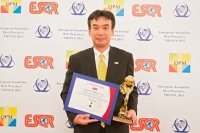 "All Nippon Airways de Japón recibió el premio ""European Award for Best Practices 2013"" de la ESQR en Viena (Austria)."