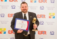 "Maras Group de Australia recibió el premio ""European Award for Best Practices 2013"" de la ESQR en Viena (Austria)."