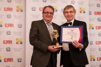 "Муниципалитет Amstetten из Австрии получил награду ""European Award for Best Practices 2013"" от ESQR в Вене (Австрия)."