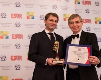 "Admiral Group de Italia recibió el premio ""European Award for Best Practices 2013"" de la ESQR en Viena (Austria)."