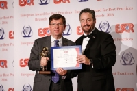 Air Canada from Canada received the European Award for Best Practices 2016 from the European Society for Quality Research (ESQR) at its convention in Brussels (Belgium) on June 4, 2016.