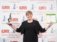 ARLA FOODS из Дании получил награду ESQR's Quality Achievements Award 2017 от ESQR (European Society for Quality Research) на конвенции в Лондоне,  4 июня 2017 года.