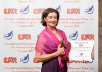 Hanken School of Economics from Finland received the ESQR's International Diamond Prize for Excellence in Quality 2019 in Vienna, on December 9, 2019.
